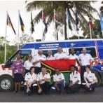 Fundraising for Vanuatu's Paramedic Ambulance Service