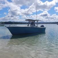 Vanuatu Superyacht Crew Services Adventure Boat