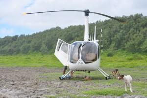 Helicopter rental Vanuatu
