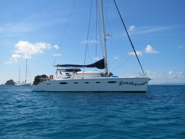 Our Top Charter Yacht – Rendezvous