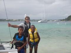 vanuatu sailing services