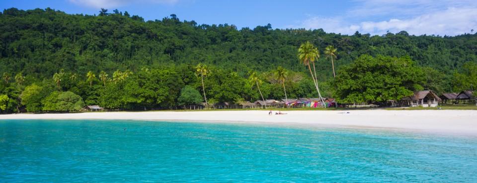 3. champagne beach vanuatu
