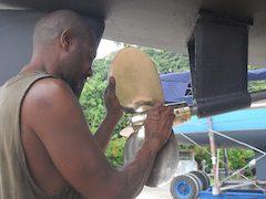 Vanuatu Boatyard