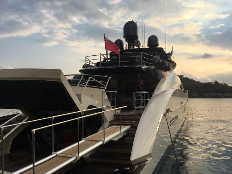 Superyacht Berth Port Vila